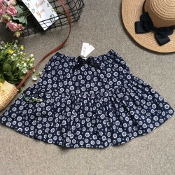 Pure floral skirt with big size S - XL