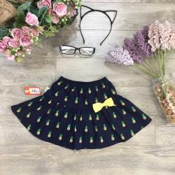 Chân váy hoa thô - CV2355
