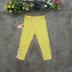 Legging cotton - Yellow