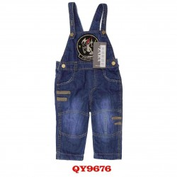 Boys overalls-QY9676