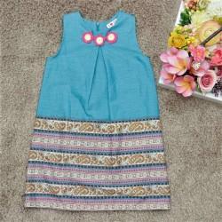 Flower dress - V26144