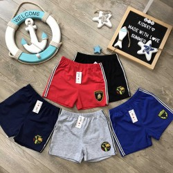 Cotton boy shorts -Q20196