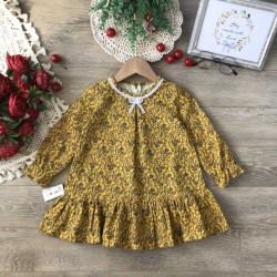 Baby flower dress size 2-6