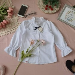 Long-sleeved shirt size 6-10
