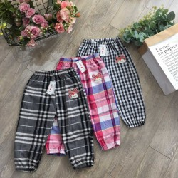 Checkered pants - Q8045
