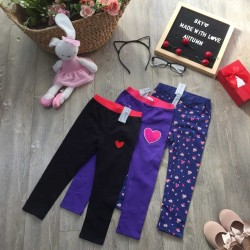 Fleece pants baby girl - Q86255