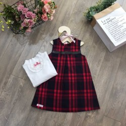 Checkered dress - V76315